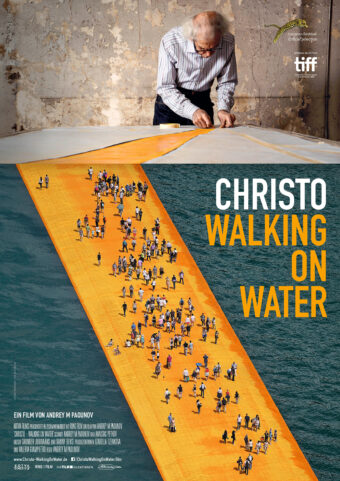 Christo Walking on Water (OmU) Ein Dokumentarfilm von Andrey Paounov