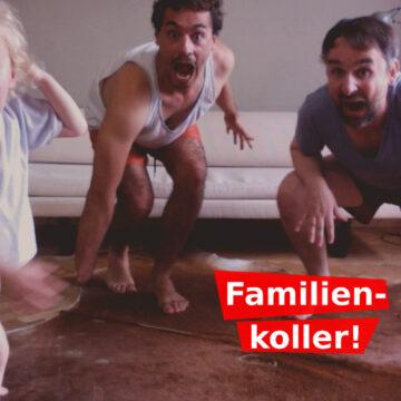 Shorts Attack KurzFilmAbend – Familienkoller!