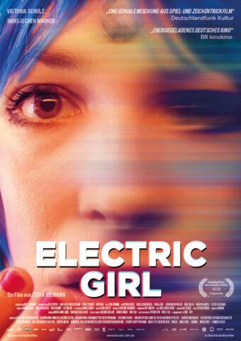 Film // Electric Girl  Ein Film von  Ziska Riemann