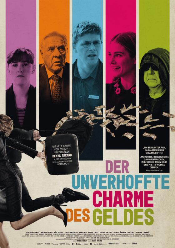Der unverhoffte Charme des Geldes (OmU)   Ein Film von  Denys Arcand
