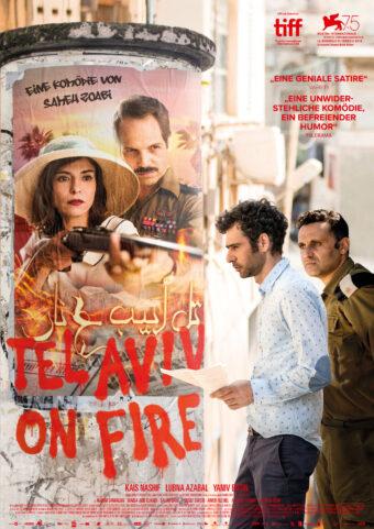 Film // Tel Aviv on Fire (OmU) Ein Film von  Sameh Zoabi