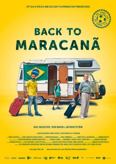 BACK TO MARACANÃ (OmU) Ein Film von  Jorge Gurvich