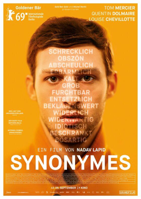 Synonymes (OmU) Ein Film von  Nadav Lapid