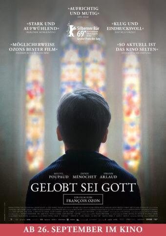 Gelobt sei Gott (OmU) Ein Film von  François Ozon