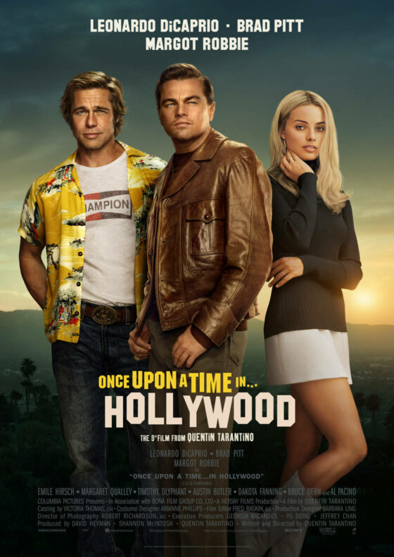 Once upon a time… in Hollywood (OmU) Ein Film von  Quentin Tarantino