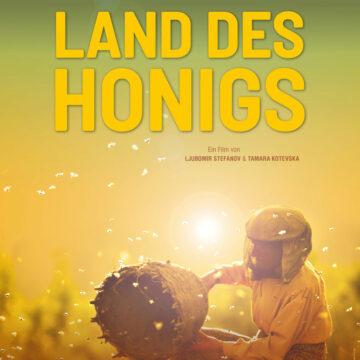 Land des Honigs (OmU)  Dokumentarfilm von  Tamara Kotevska, Ljubomir Stefanov