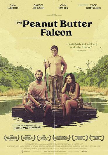 The Peanut Butter Falcon (OmU) Ein Film von  Tyler Nilson , Michael Schwartz