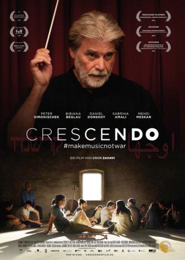 Crescendo #makemusicnotwar (OmU)  Ein Film von  Dror Zahavi