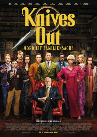 Knives Out – Mord ist Familiensache (OmU)  Ein Film von  Rian Johnson