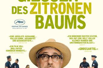 Vom Giessen des Zitronenbaums (OmU) Ein Film von  Elia Suleiman
