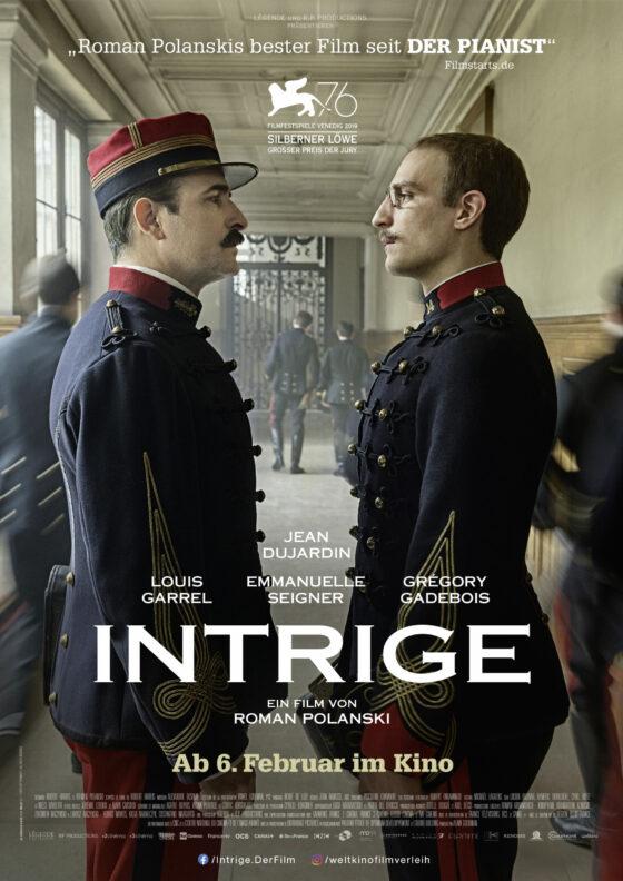 Intrige (OmU) Ein Film von  Roman Polanski