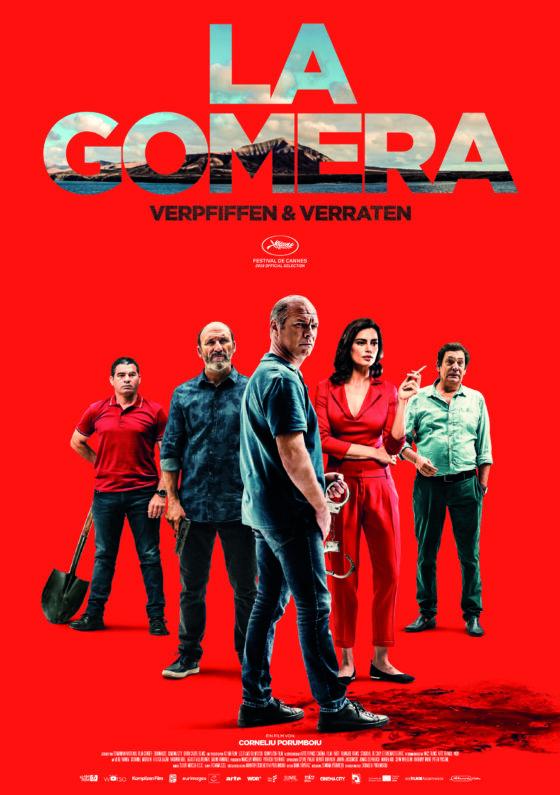 La Gomera  (OmU) Ein Film von   Corneliu Porumboiu