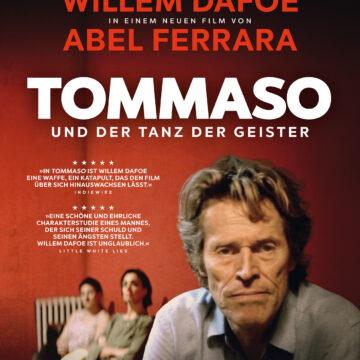 Tommaso und der Tanz der Geister  (OmU) Ein Film von  Abel Ferrara