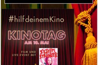 SYSTEMSPRENGER KINOTAG im virtuellen filmRaum Kino