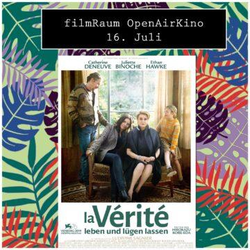 Open Air Kino: La Vérité – Leben und lügen lassen