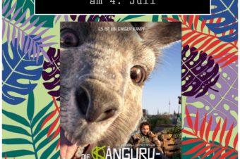 ENTFÄLLT!   filmRaum Open Air Kino: Die Känguru-Chroniken