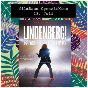 Open Air Kino: Lindenberg! Mach dein Ding
