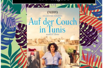 Open Air Kino: Auf der Couch in Tunis