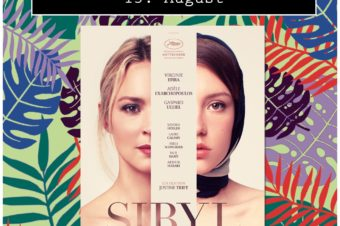 Open Air Kino:  Sibyl — Therapie zwecklos