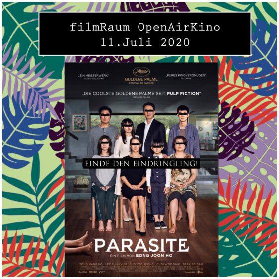 Open Air Kino: Parasite