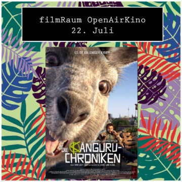 Open Air Kino: Die Känguru-Chroniken