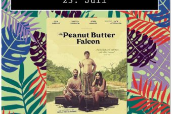 Open Air Kino:  The Peanut Butter Falcon