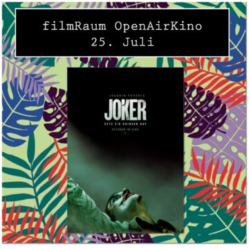 Open Air Kino:  Joker