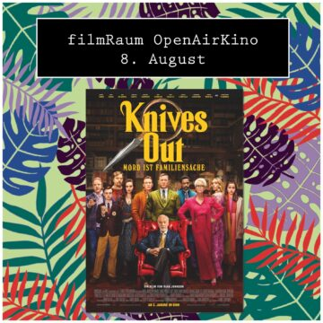 Open Air Kino: Knives Out — Mord ist Familiensache