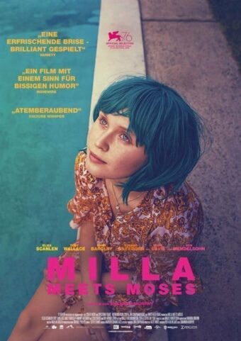 Milla meets Moses (OmU) Ein Film von Rita Kalnejais