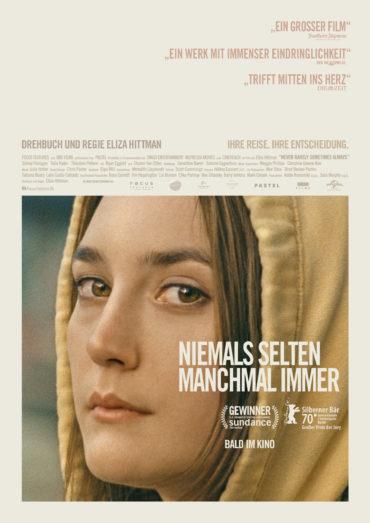 Niemals Selten Manchmal Immer (OmdU) Ein Film von Eliza Hittman