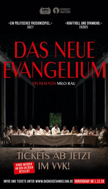 """""""Das neue Evangelium"""" von Milo Rau online sehen und direkt den filmRaum unterstützen."""