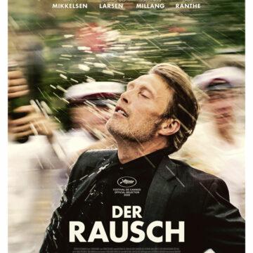 filmRaum OpenAirKino: Der Rausch